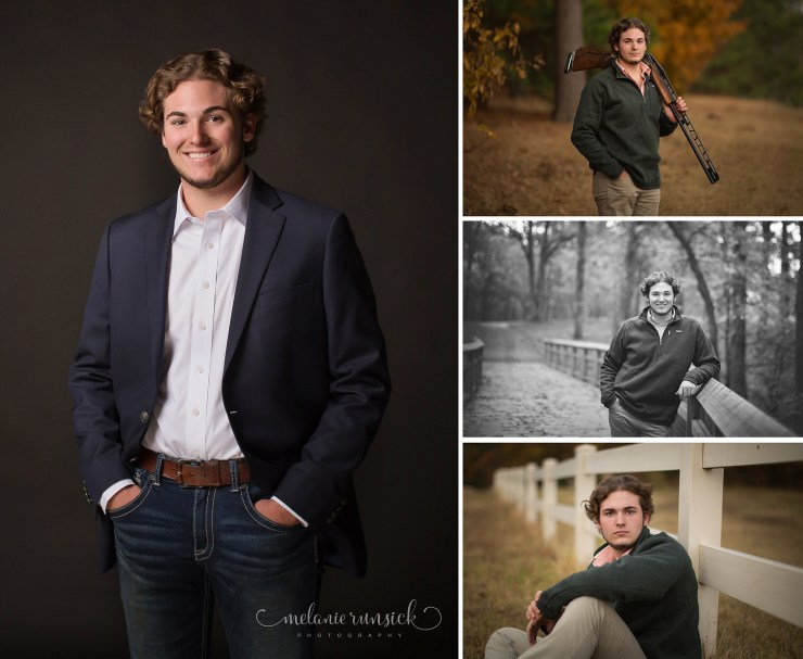 Melanie Runsick Photography Brookland Senior Photographer Senior Guy Photographer Jonesboro AR