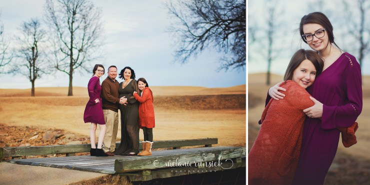 Melanie Runsick Photography Jonesboro Arkansas Maternity Photographer