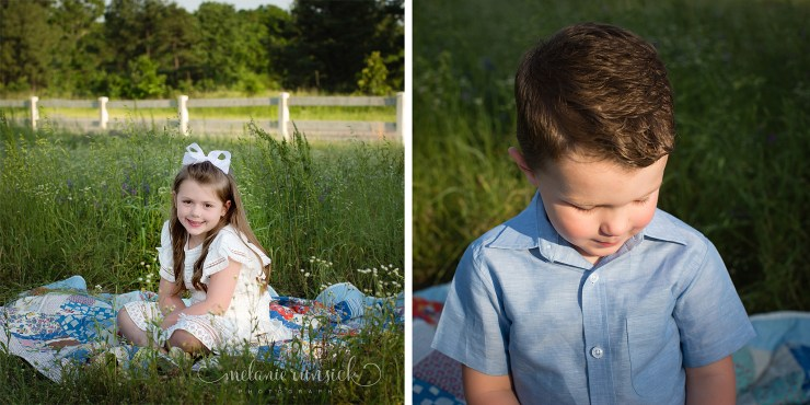 Outdoor Portrait Session Jonesboro Arkansas Melanie Runsick Photography