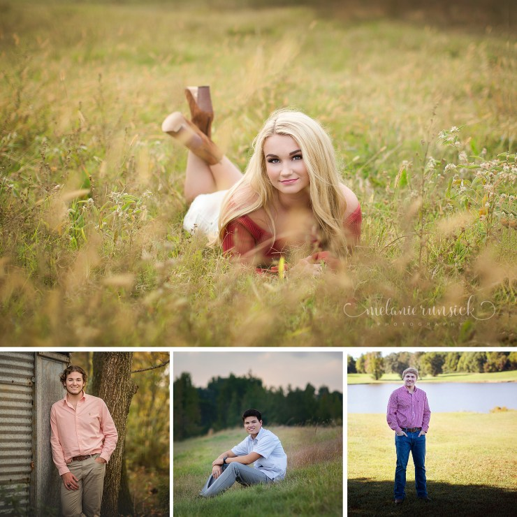 Jonesboro Senior Photographer Melanie Runsick Photography