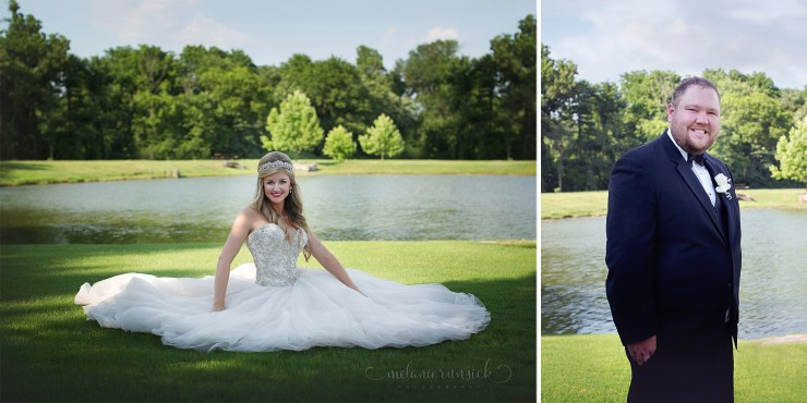 Jonesboro Arkansas Wedding Photographer Melanie Runsick