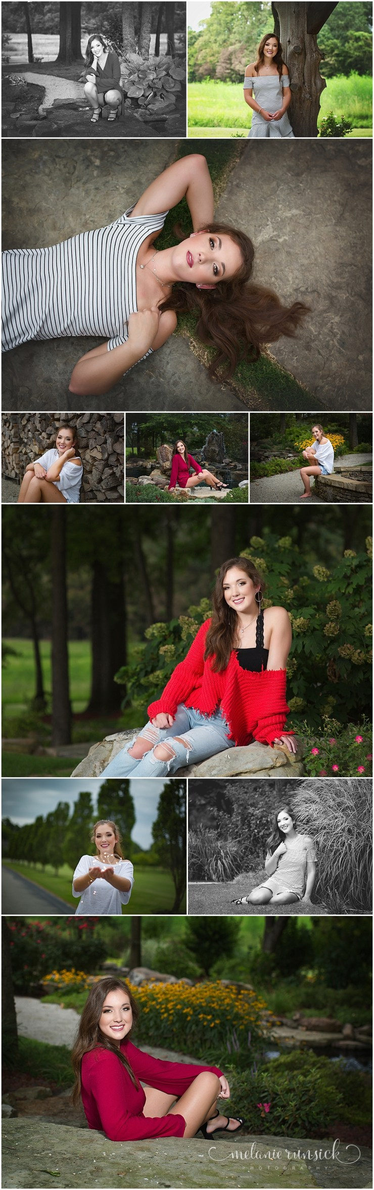 Valley View High School Senior Photographer Melanie Runsick Photography Jonesboro AR