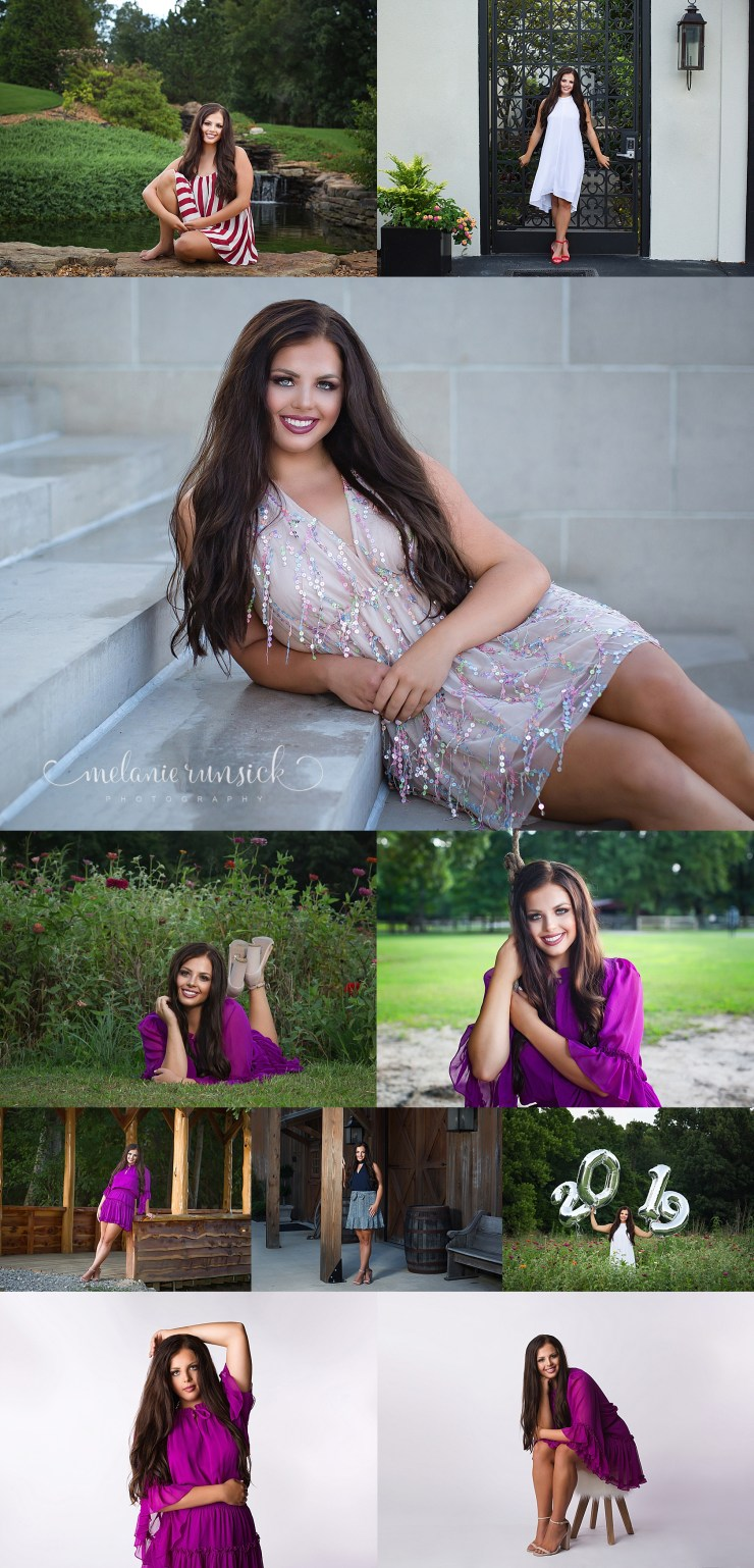 Westside High School Senior Photographer Melanie Runsick Photography Jonesboro AR