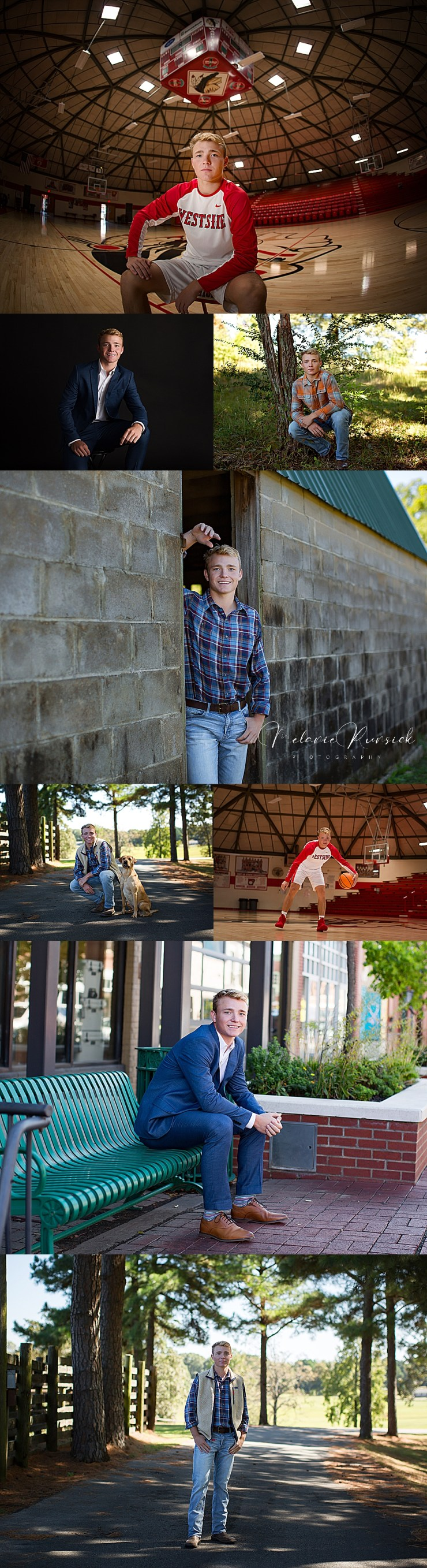 Westside High School Senior Photographer Melanie Runsick Photographer Jonesboro AR