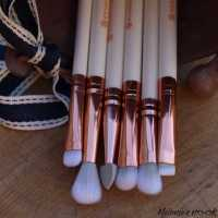 The Nook Trials - Eye Makeup Brushes