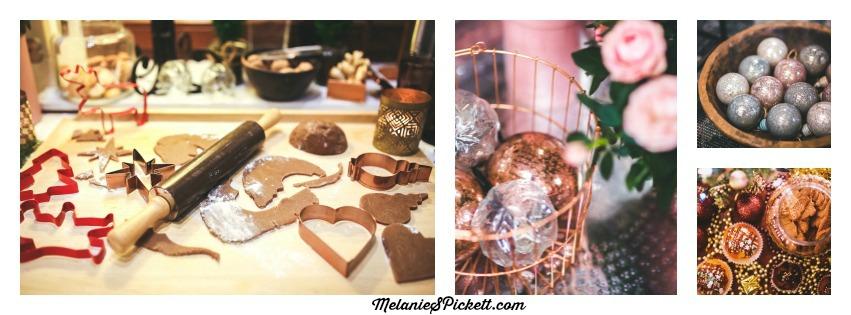 Melanie S. Pickett, Christmas