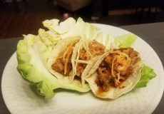 Spicy Jackfruit Tacos