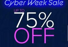 November Cyber Sale