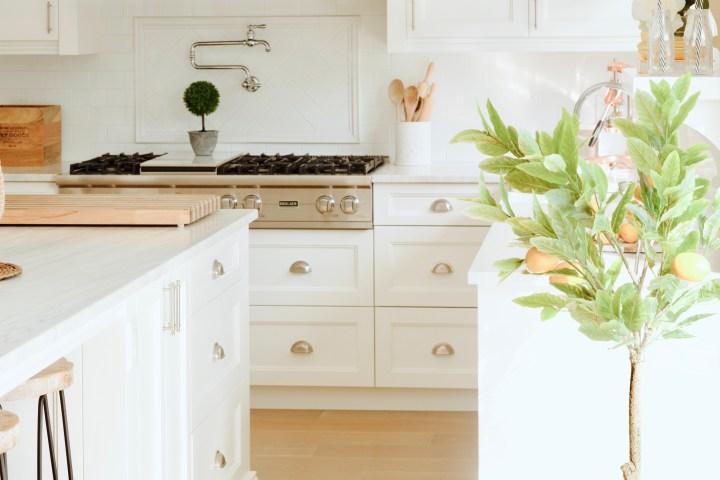 My Kitchen refresh with Décors Véronneau