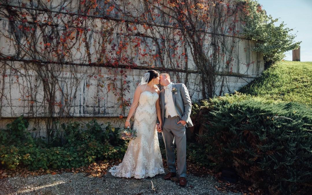 Alison + Ken: Kimball Michigan Wedding