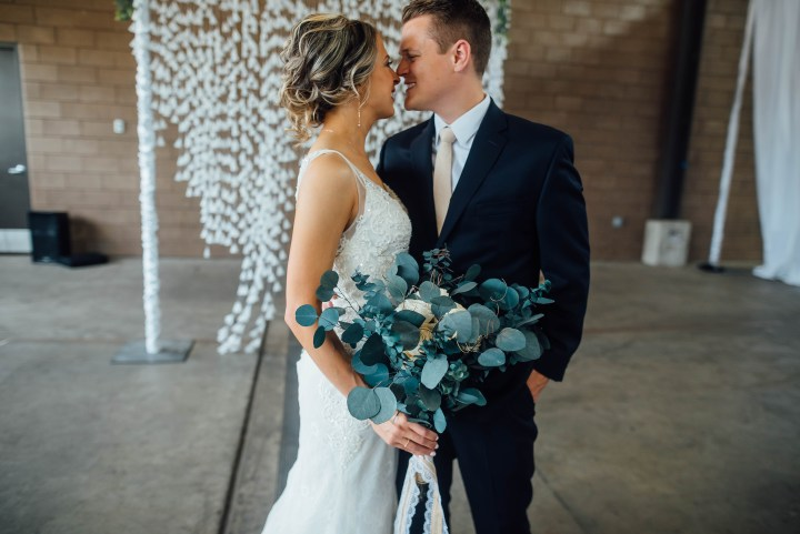 Eastern Market Wedding: Matthew + Chelsea