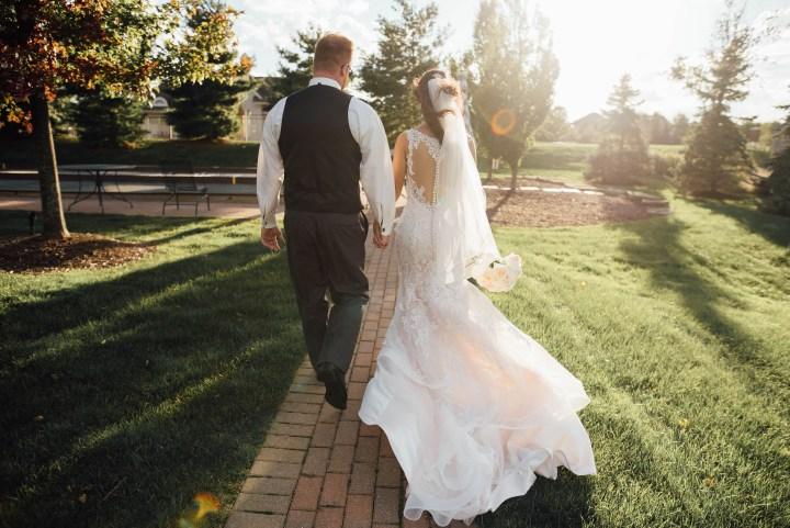 Kevin + Melissa // Southeast Michigan Wedding