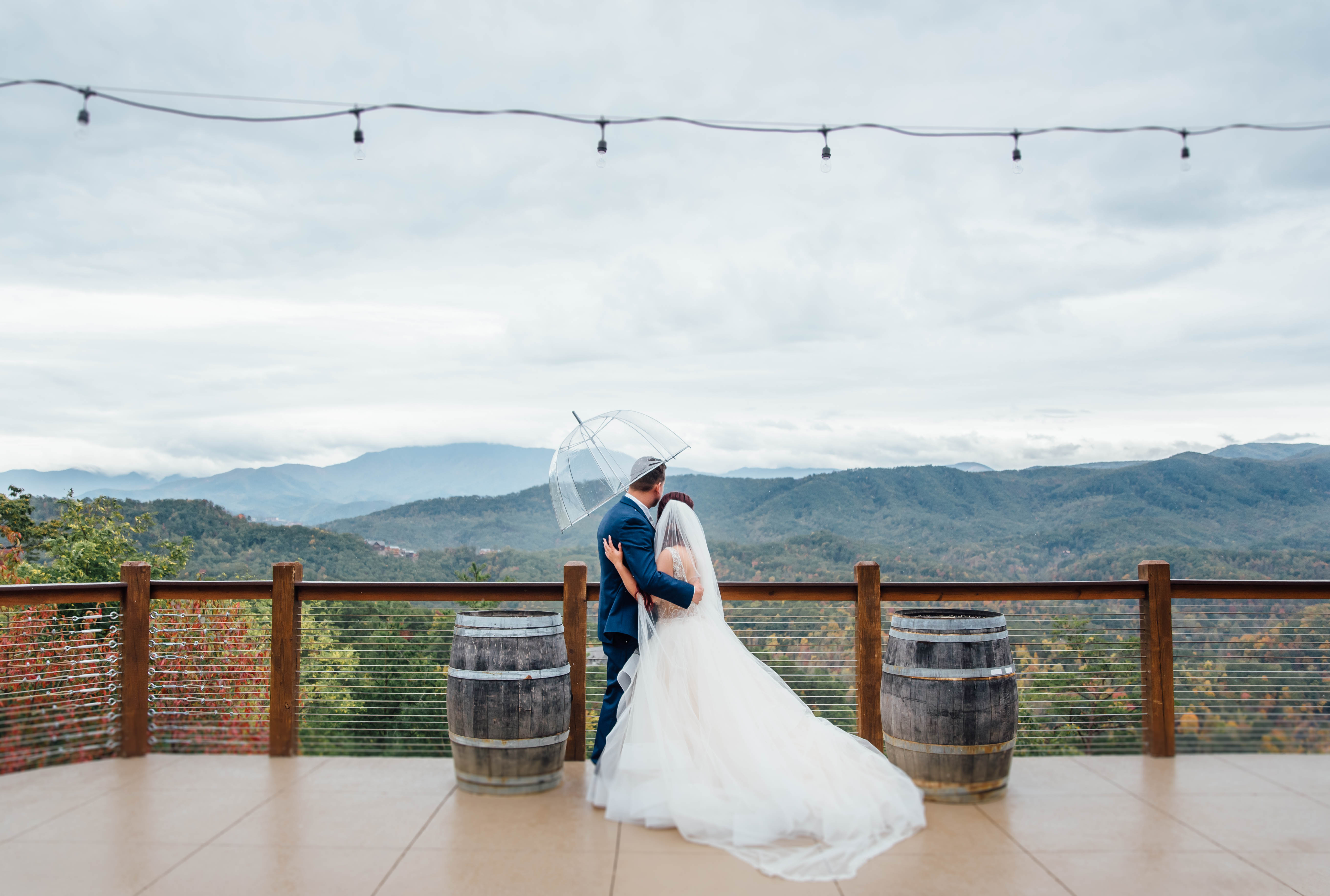 Jake + Lauren // Smoky Mountain Wedding