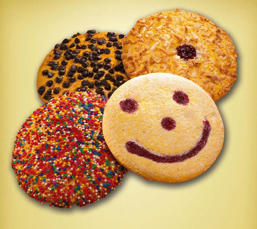 Galletas= cookies