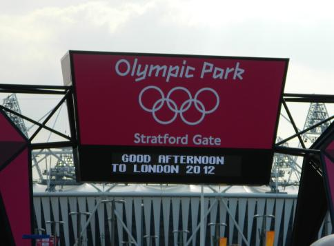Welcome to London 2012!