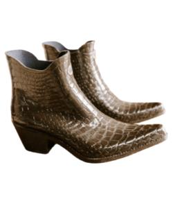 Mock Croc Ankle Cowboy Boots 250x300 (1)