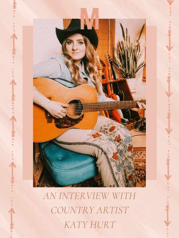 An interview with British Country Music Artist Katy Hurt, western fashion