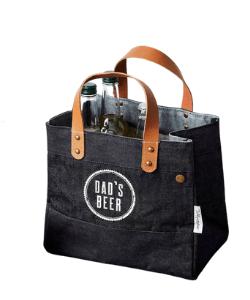 Dad's Beer Bottle Bag