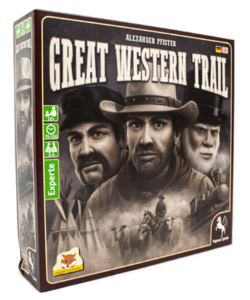 Great Western Trail board game for father's day