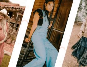 Western x boho fashion influencers 2021
