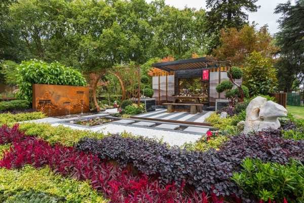 flower garden landscaping Gallery - Melbourne International Flower & Garden Show