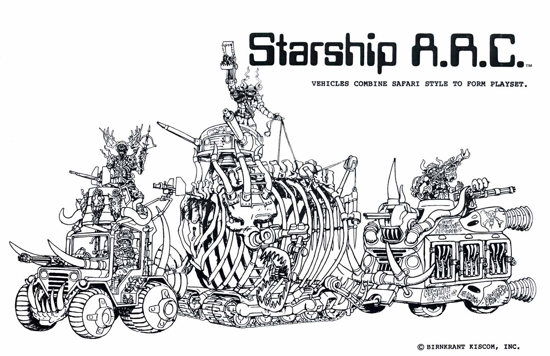 Starship A R C