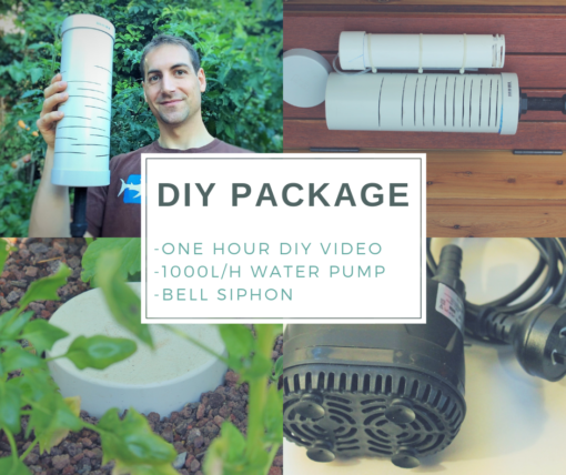 DIY Aquaponics Package