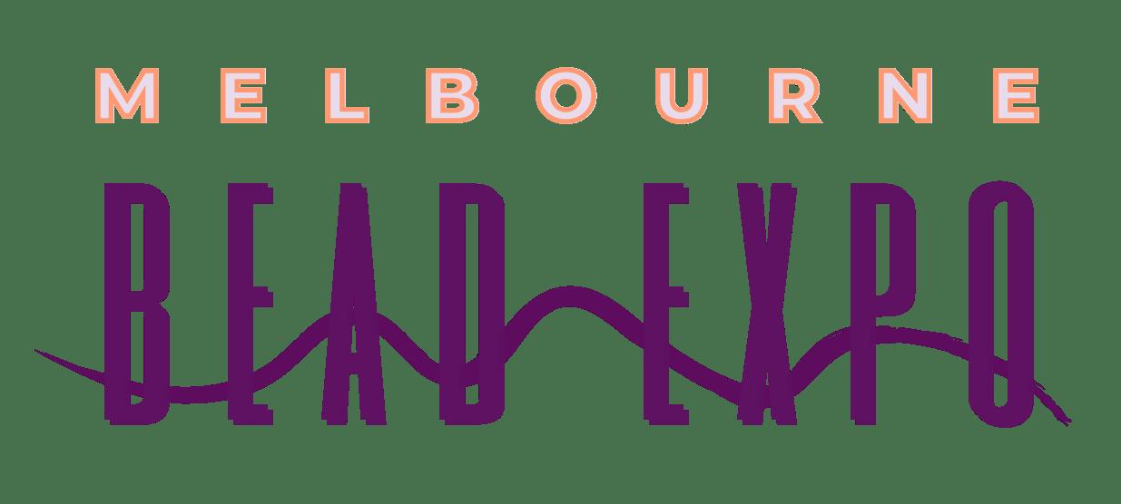 Melbourne Bead Expo Logo