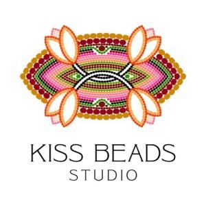 Kiss Beads Logo