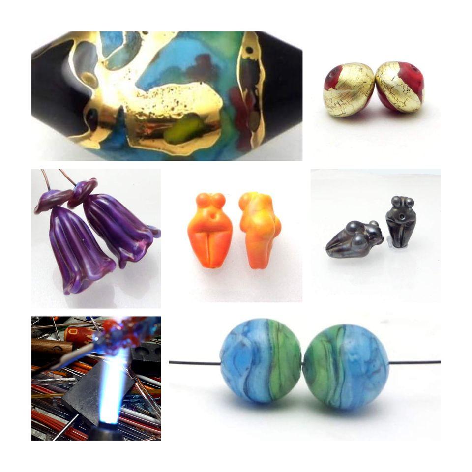 Pauline Delaney Mixed Beads