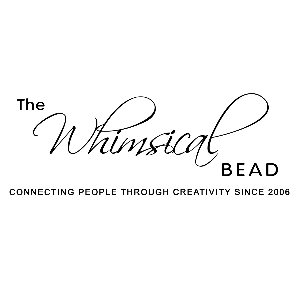 The Whimsical Bead Logo