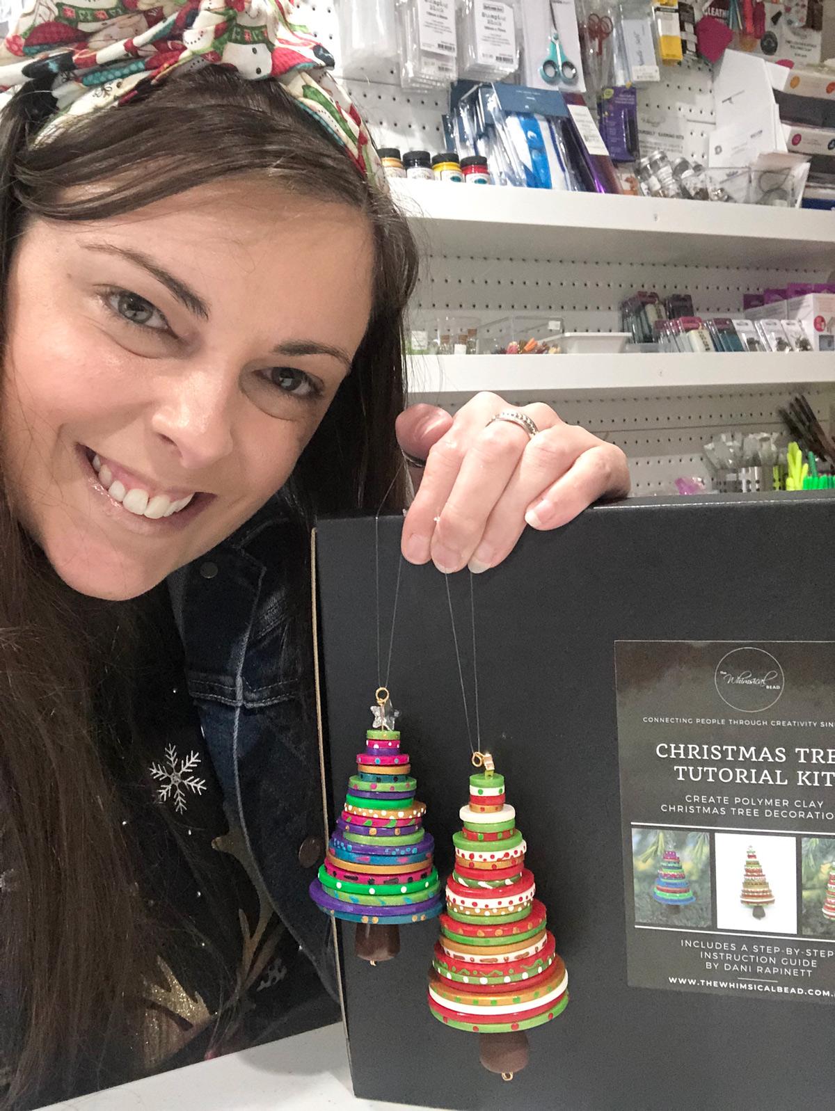 The Whimsical Bead Christmas Kits