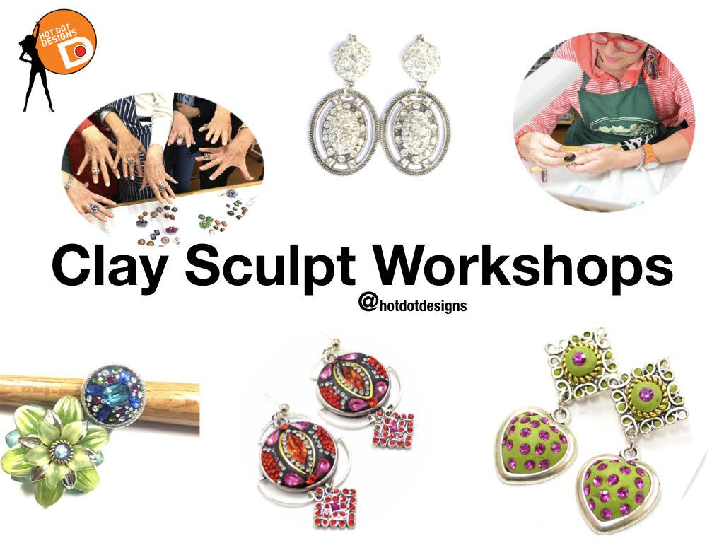 Hot Dot Clay Workshop