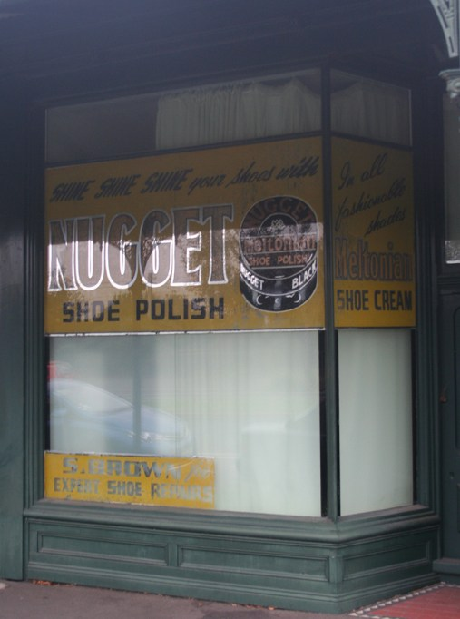 Brown-shoe-shop