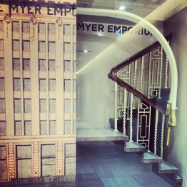 Remnants of Myer Emporium