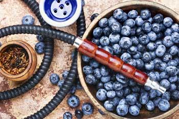 Blueberry Shisha