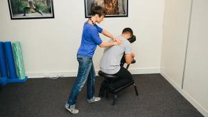 corporate massage melbourne