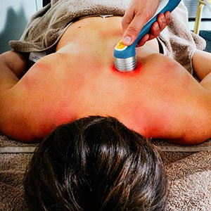 low level laser therapy for back pain