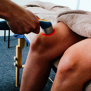 Low Level Laser Therapy for Injury Recovery