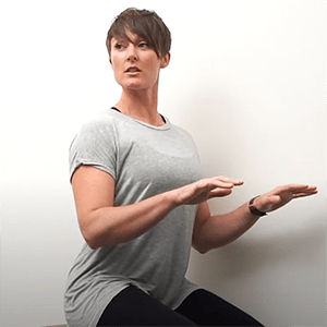 seated exercise