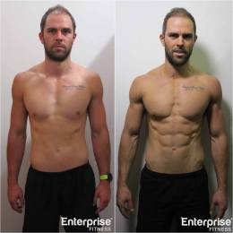 Lukes Amazing Body Transformation Melbourne Personal