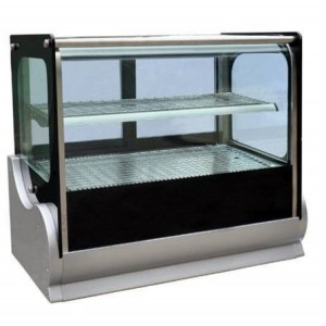 Anvil Countertop Square Cold Showcase