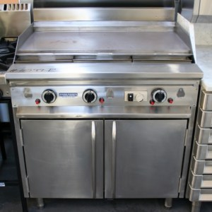 Supertron Flat Grill Oven Range