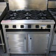 Complete Commercial Oven Range