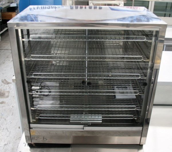 Woodson Pie Display - 200 Capacity