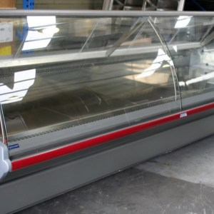 3300mm Criocabin Deli Display