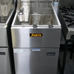 Anets SLG100 Large Pot Tube Fryer