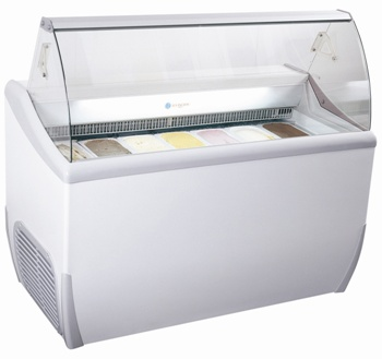 J7 Extra Ice Cream Display Fridge