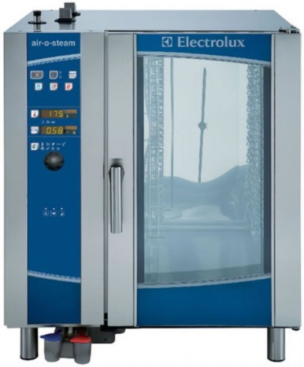 ELECTROLUX AIR-O-STEAM MECHANICAL COMBI OVEN ELECTRIC