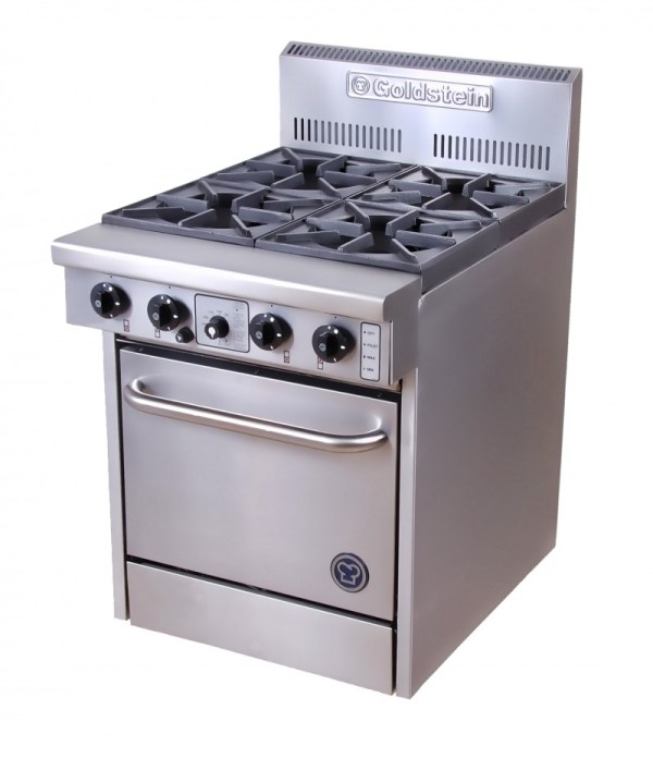 Goldstein Gas 4 Burner